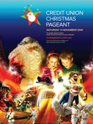 Credit Union Christmas Pageant Poster